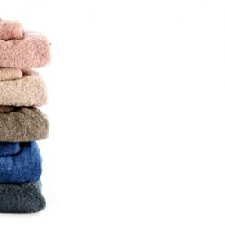 Bathroom Towels Set  Beige